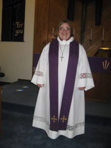 Rev Tonya Eza